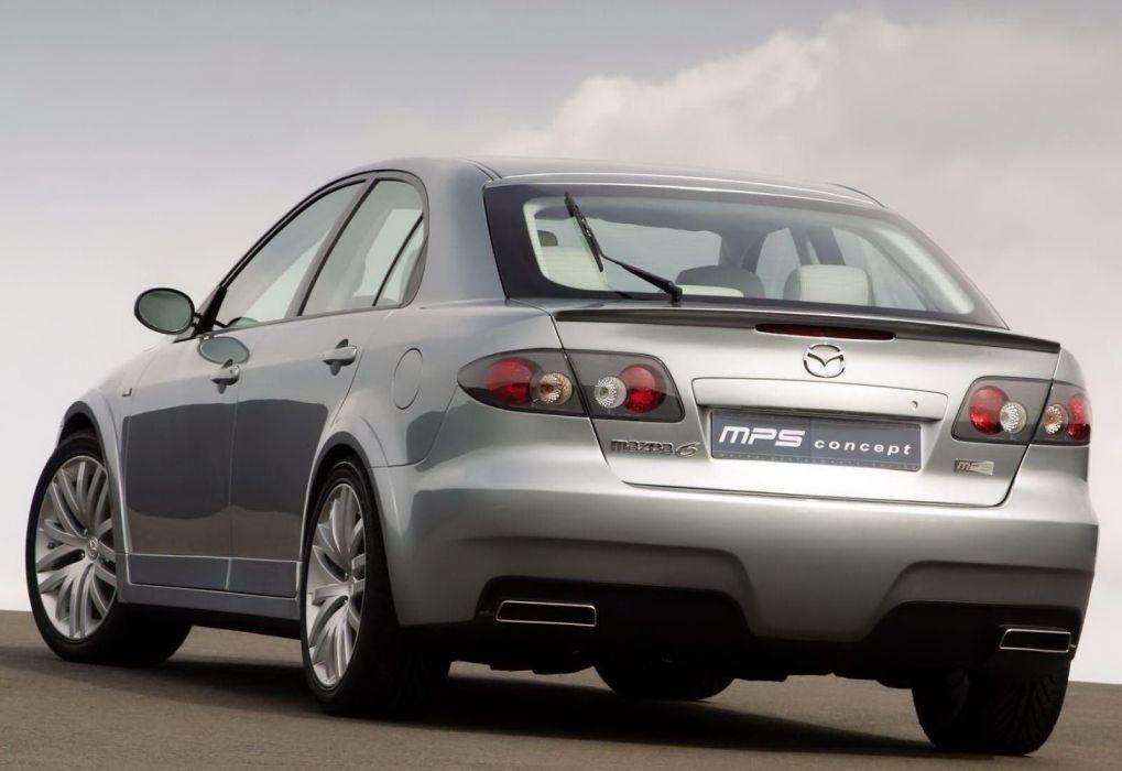 Mazda 6 Mps Concept 2002 Wallpaper 1600x1100 1279671 Wallpaperup