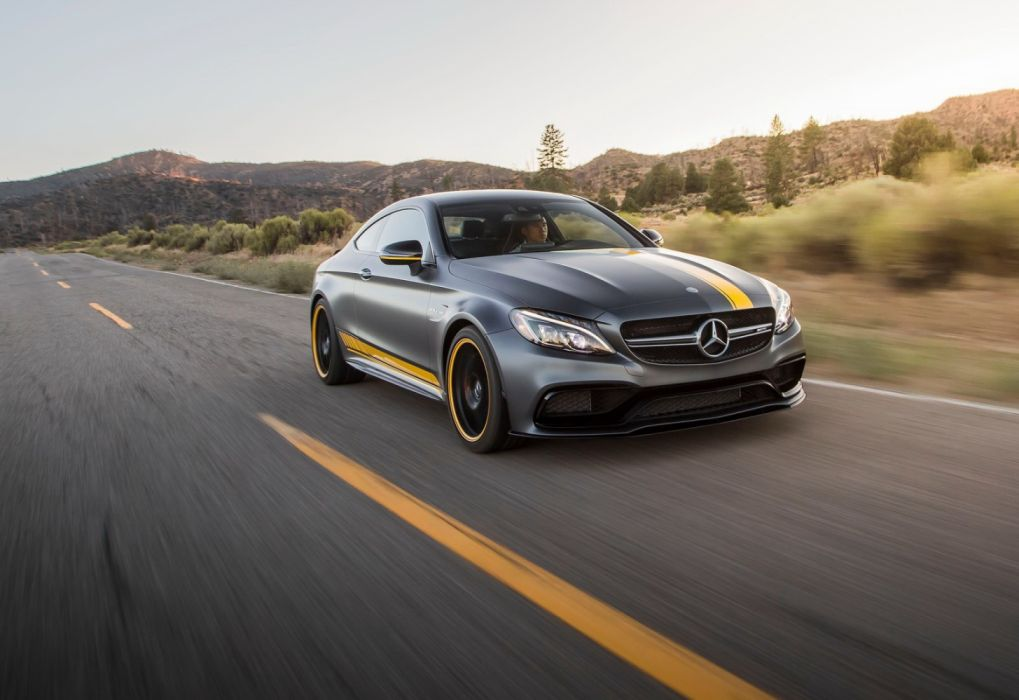Mercedes-Benz-C63 AMG Coupe Edition 1-2017-1600-06 wallpaper ...
