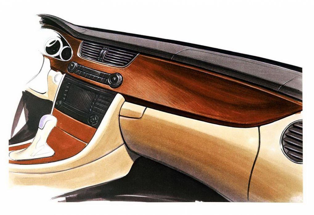Mercedes-Benz Vision CLS Concept (2003) wallpaper
