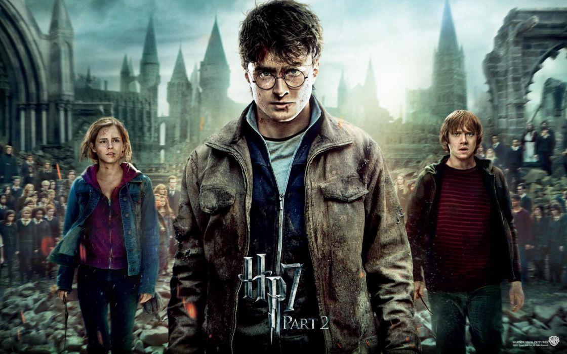 Harry Potter Y Las Reliquias De La Muerte 2 Pelicula