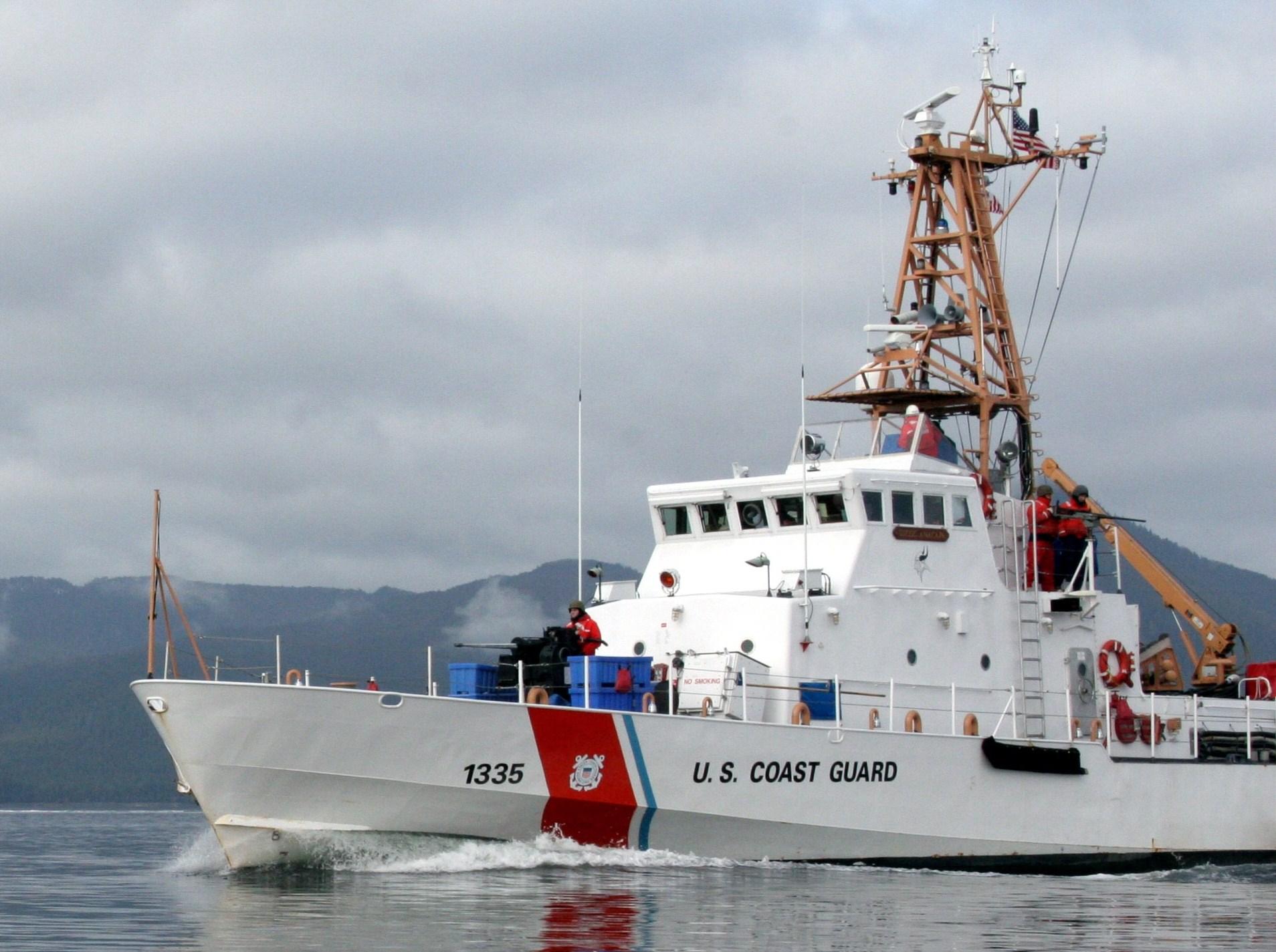 Coast Guard Coastguard Military Ship Boat Watercraft Wallpaper