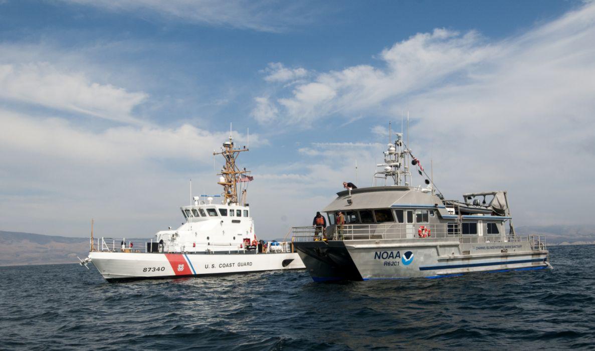 Coast Guard Coastguard Military Wallpaper 3716x2192 1288196