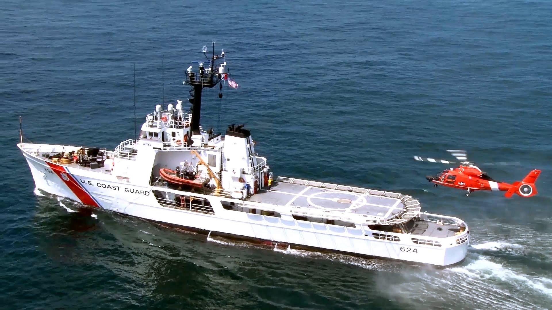 Coast Guard Coastguard Military Wallpaper 1920x1080 1288199