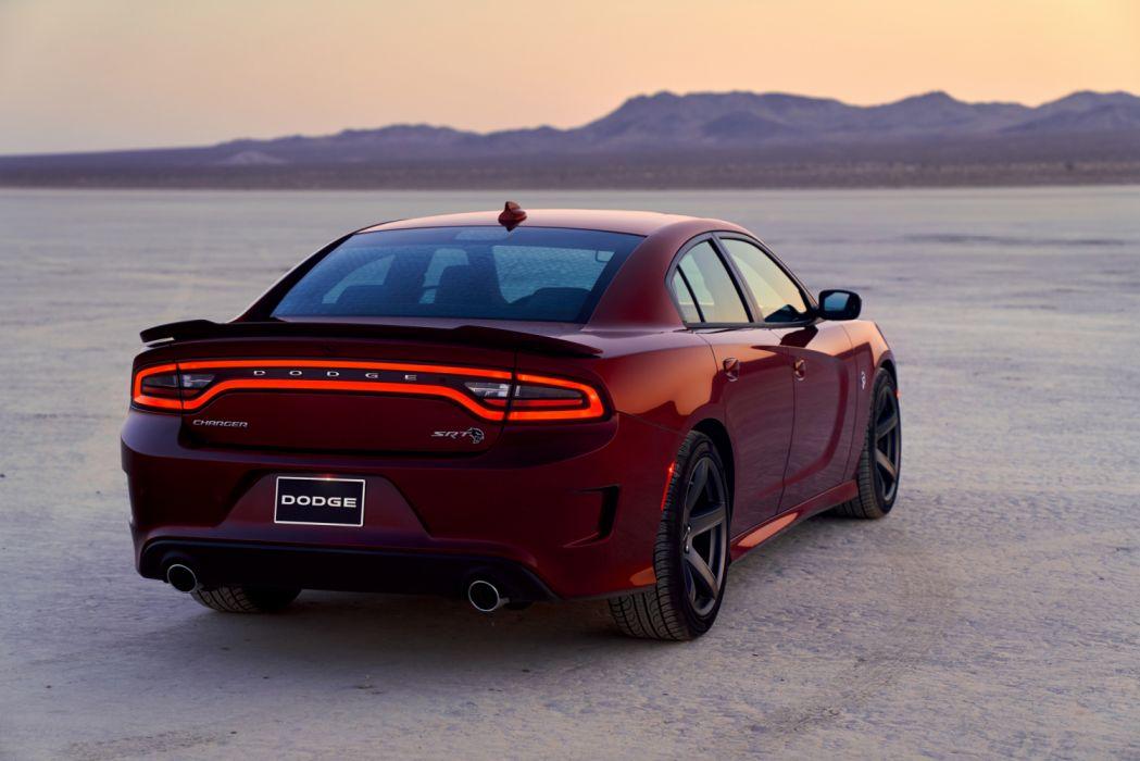 2019 Dodge Charger Srt Hellcat Mopar Muscle Wallpaper