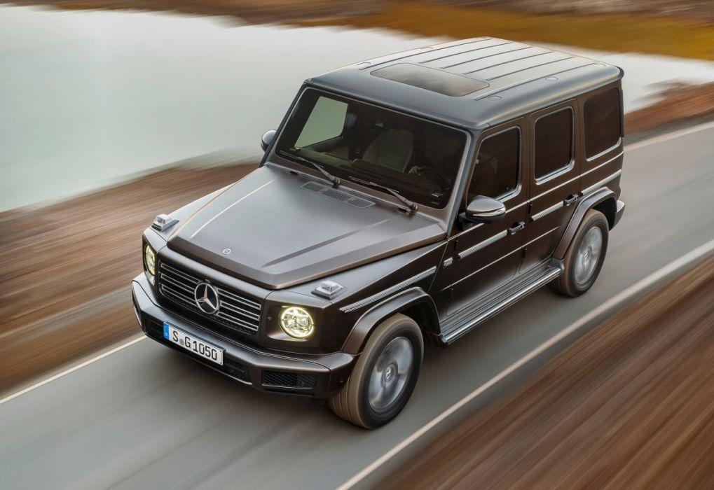 Mercedes-Benz G-Class (2019) wallpaper