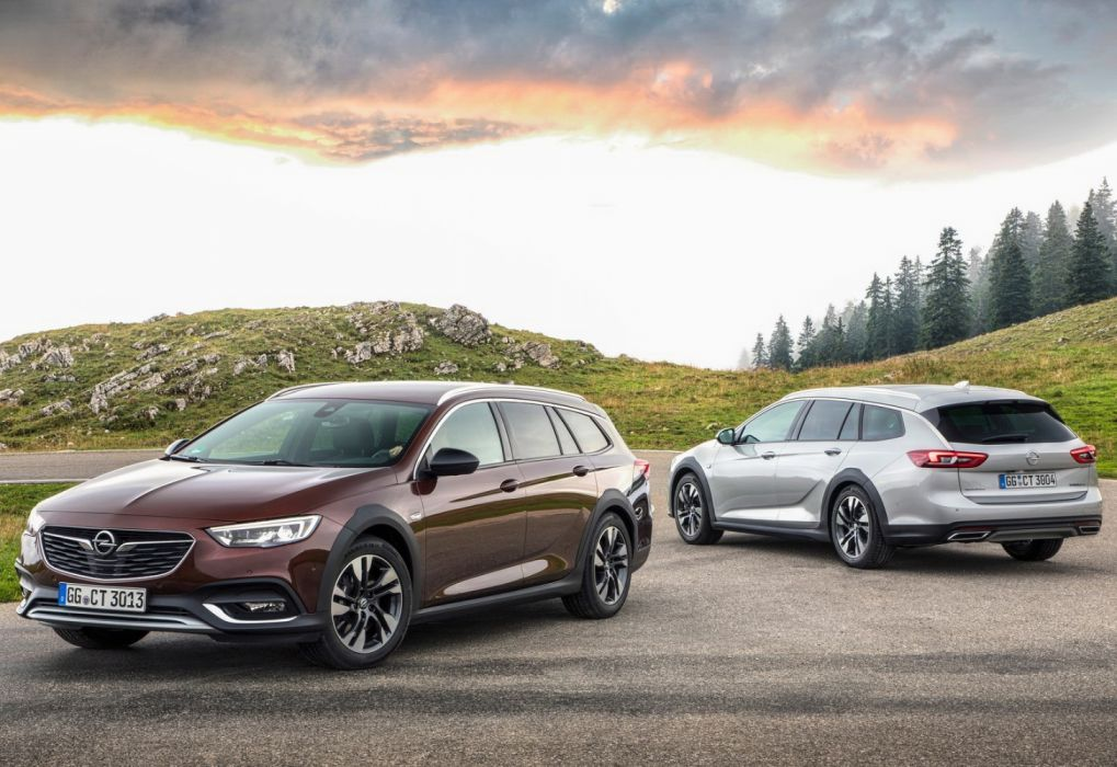 Opel Insignia Country Tourer 2018 Wallpaper 1600x1100 1294480