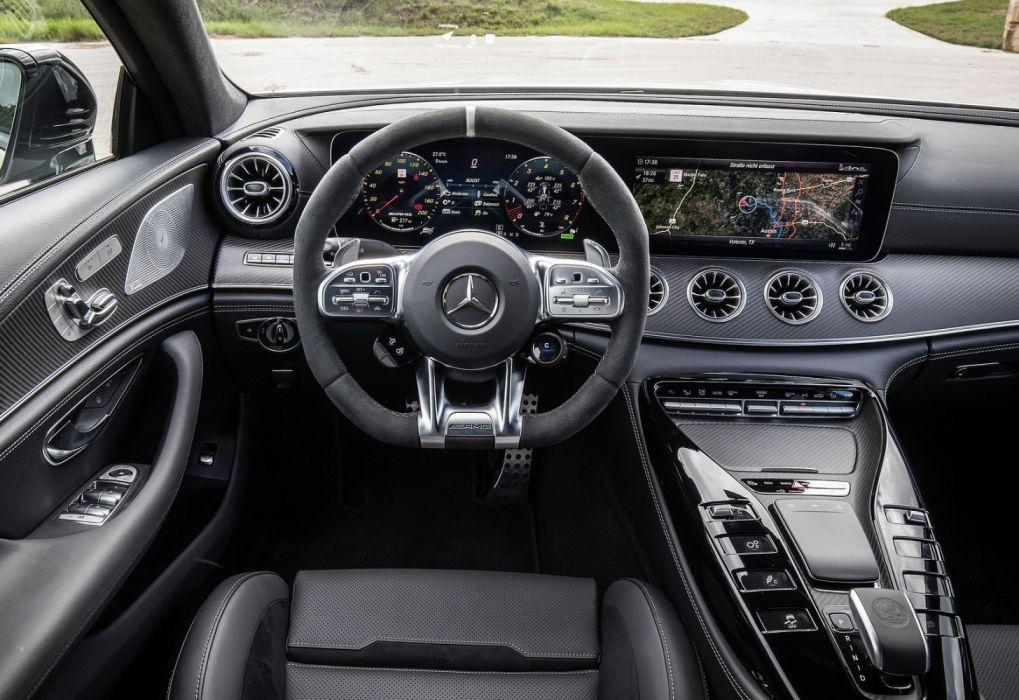 Mercedes-Benz AMG GT53 4-Door (2019) wallpaper