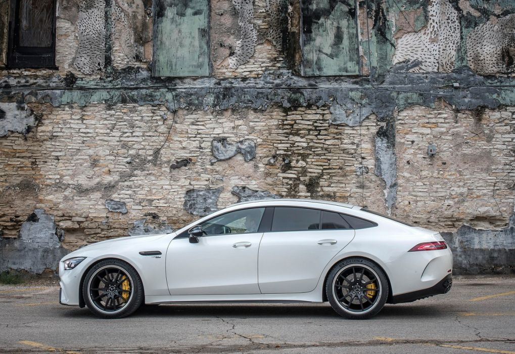 Mercedes-Benz AMG GT53 4-Door (2019) wallpaper