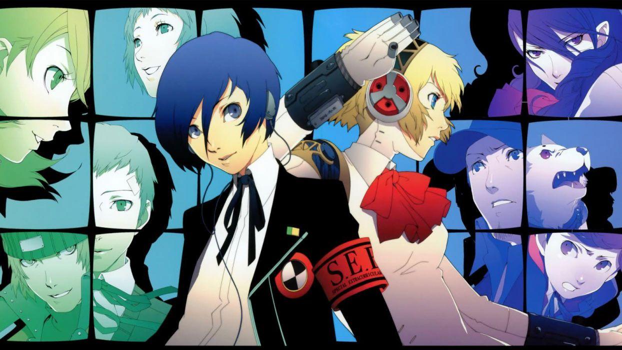 Persona 3 Fes Wallpaper Wallpaper 1600x900 1295939