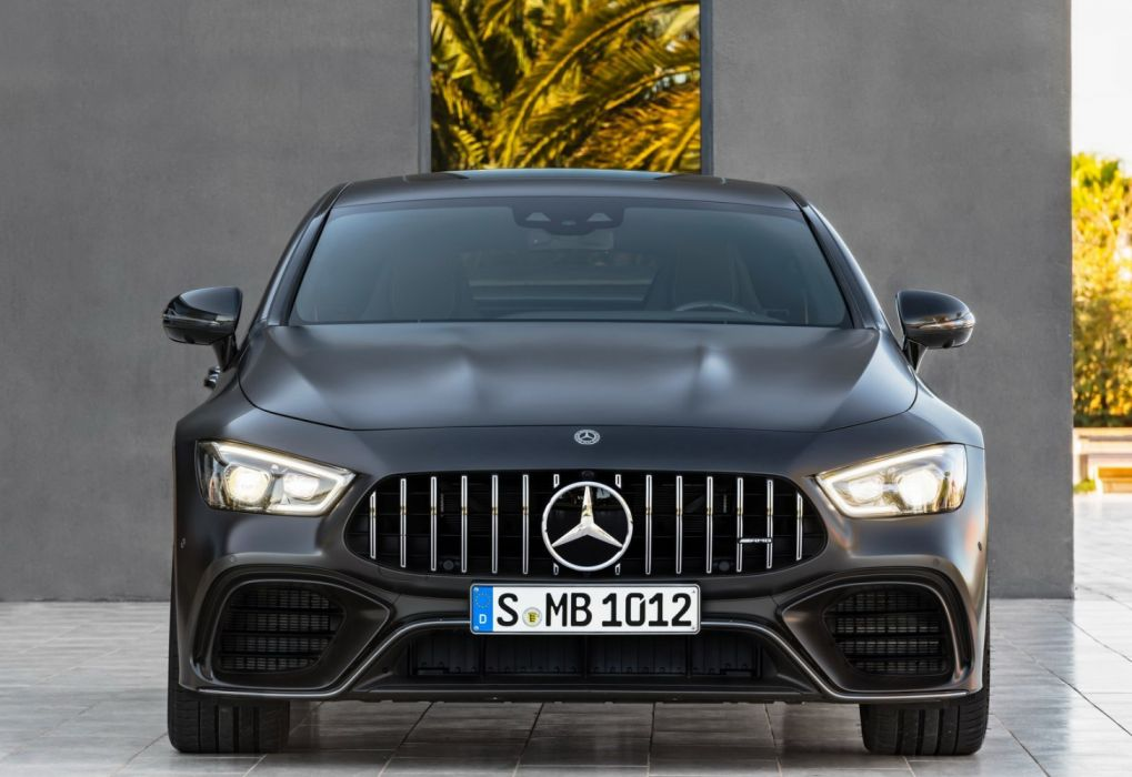 Mercedes-Benz AMG GT63 S 4-Door (2019) wallpaper
