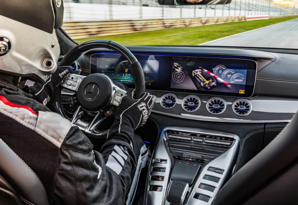 Mercedes-Benz AMG GT63 S 4-Door (2019) wallpaper