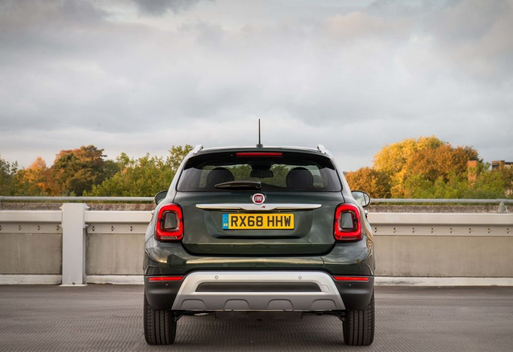 Fiat 500X [UK] (2019) wallpaper