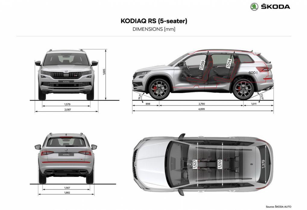 Skoda Kodiaq RS (2019) wallpaper
