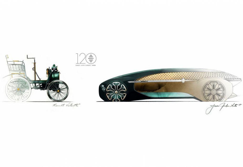 Renault EZ-Ultimo Concept (2018) wallpaper