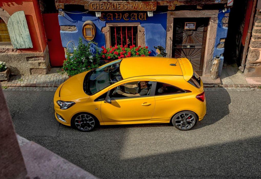 Opel Corsa GSi (2019) wallpaper