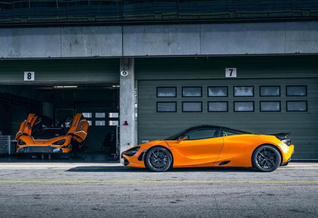 McLaren 720S Track Pack (2019) wallpaper