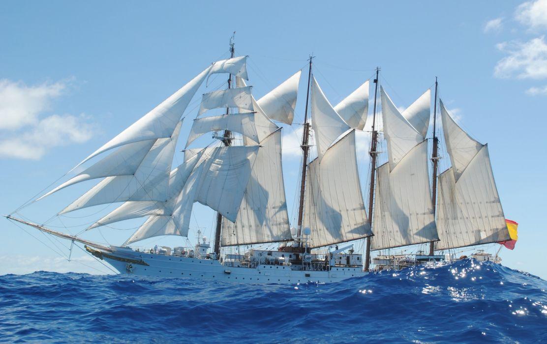 juan sebastian elcano barco escuela marina armada espay wallpaper