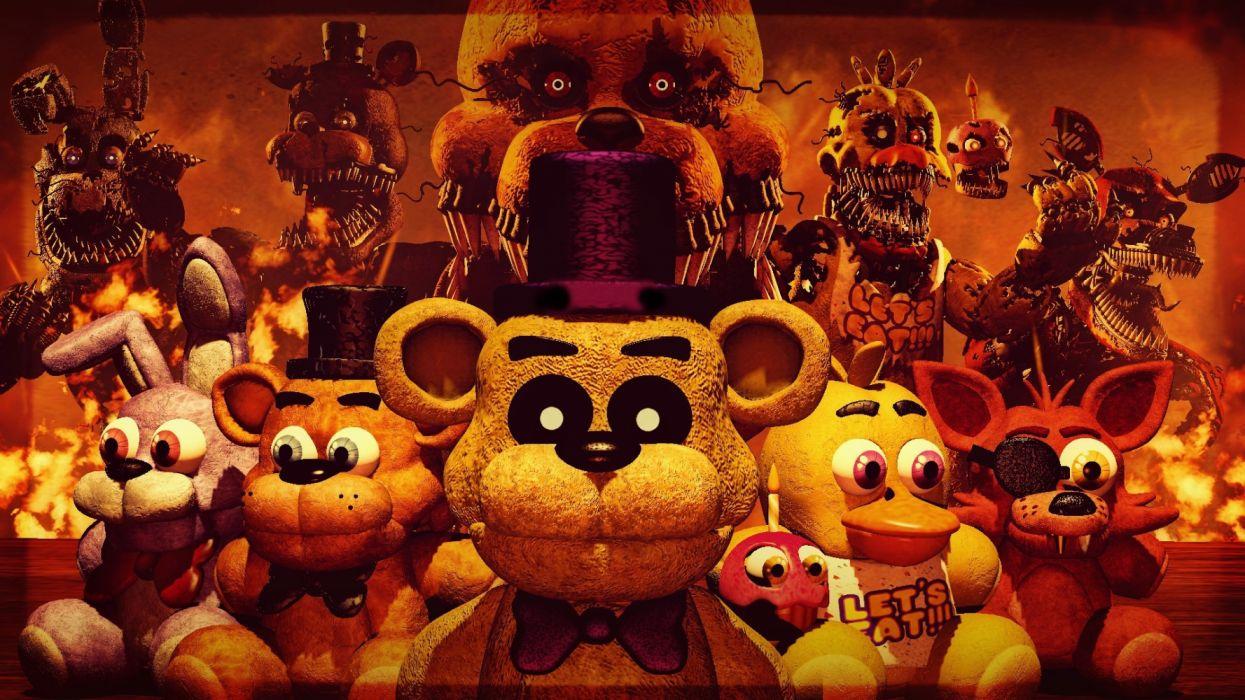 Five Nights At Freddy 039 S Wallpaper 1920x1080 1300869
