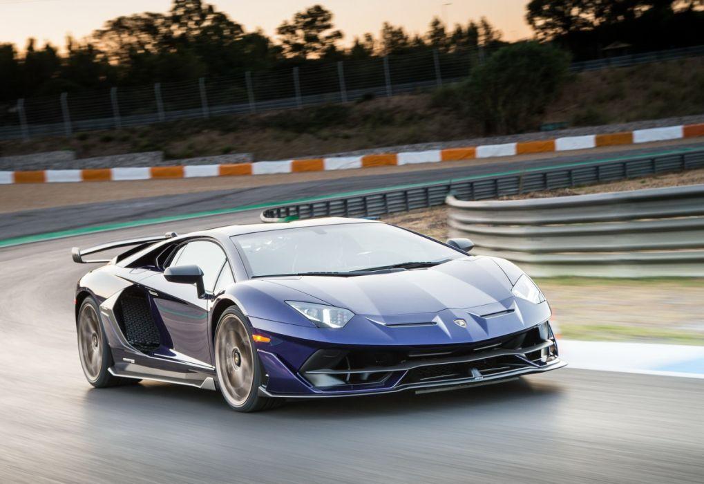 Lamborghini Aventador Svj 2019 Wallpaper 1600x1100 1300980
