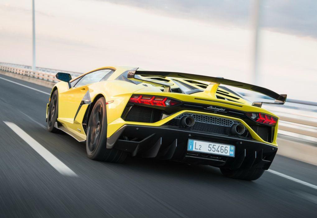 Lamborghini Aventador Svj 2019 Wallpaper 1600x1100 1300994