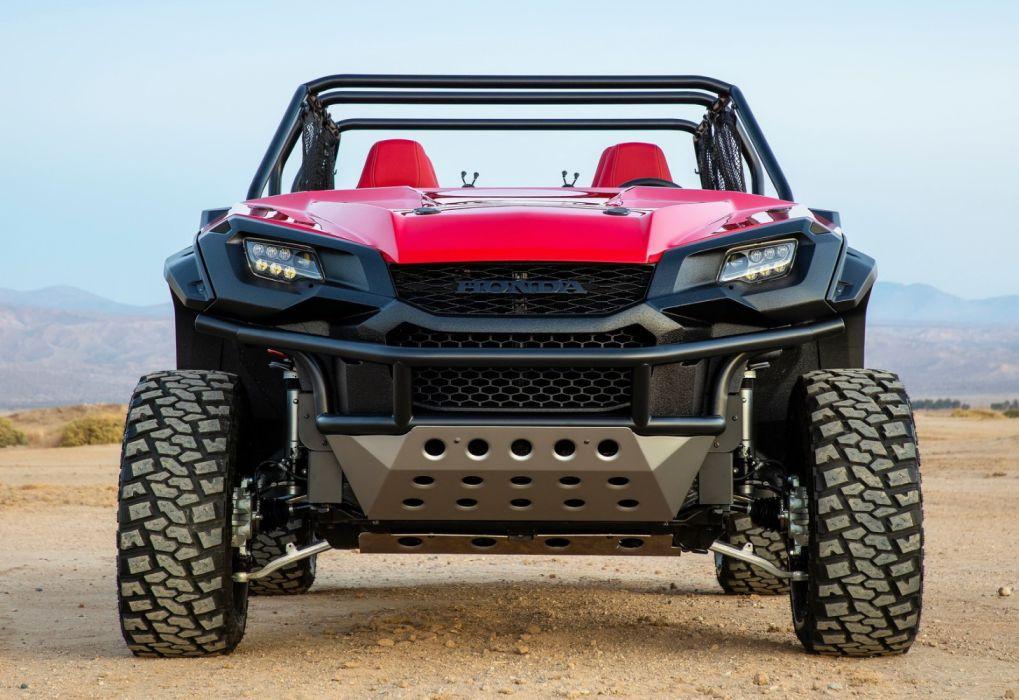 Honda Rugged Open Air Vehicle Concept (2018) wallpaper