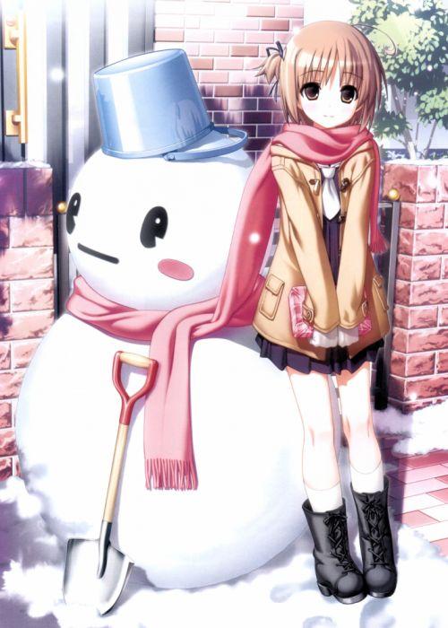 Hiide Mangaka Hal Film Maker Studio Yotsunoha Series Nono Nekomiya Character Magazine Page Source wallpaper