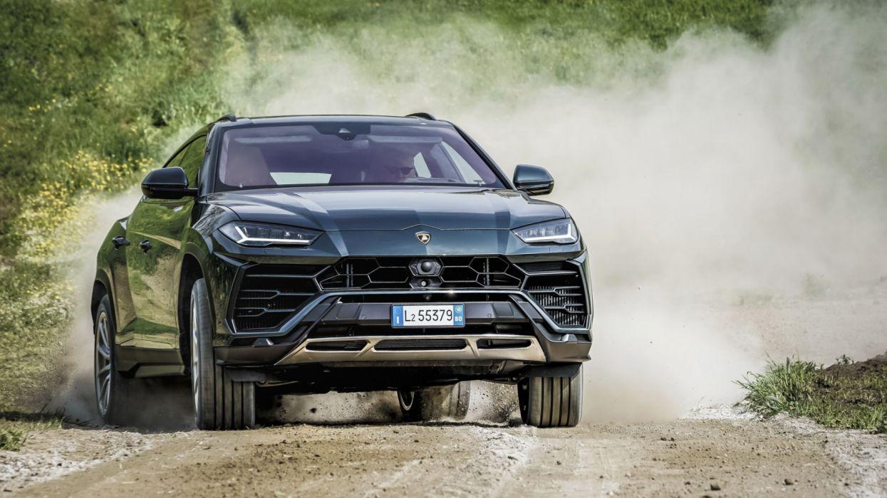 Lamborghini Urus Off Road Package 2018 4k 2 Hd Wallpaper 2688x1512