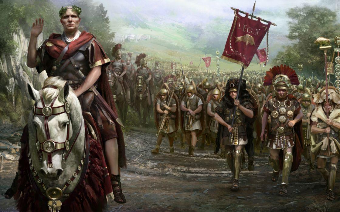 legion romana desfile arte pintura wallpaper
