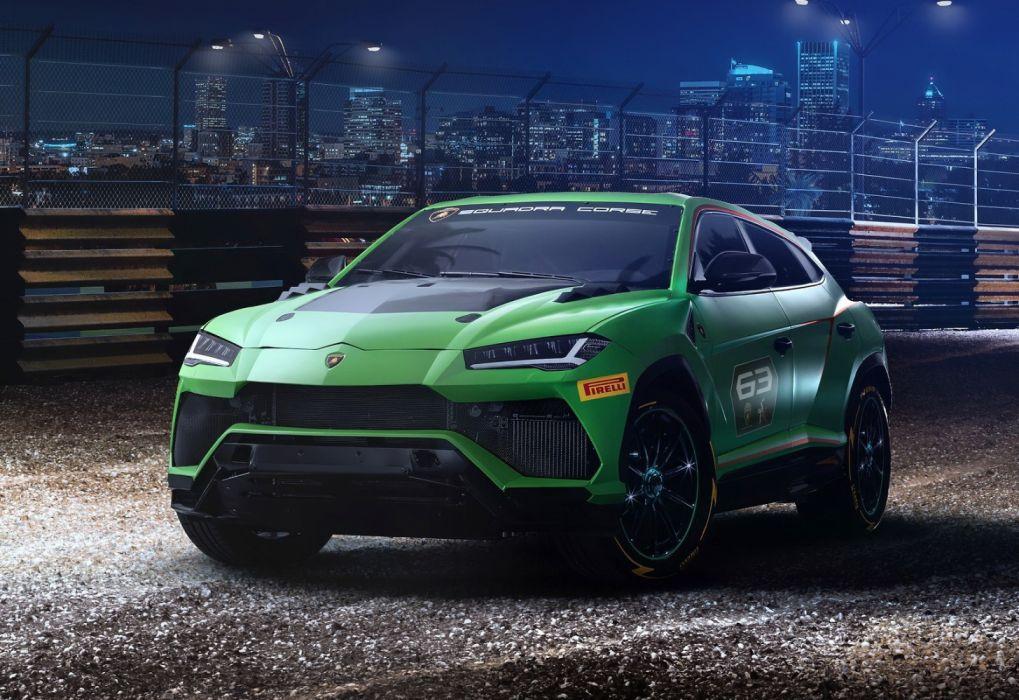 Lamborghini Urus ST-X Concept (2018) wallpaper
