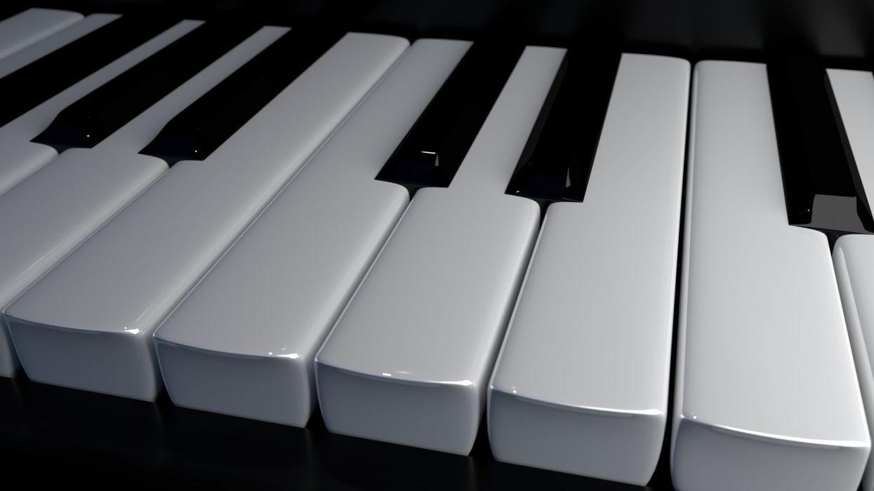 piano keys keys piano music instrument instrument keyboard keyboard tool keyboard black keys white keys wallpaper