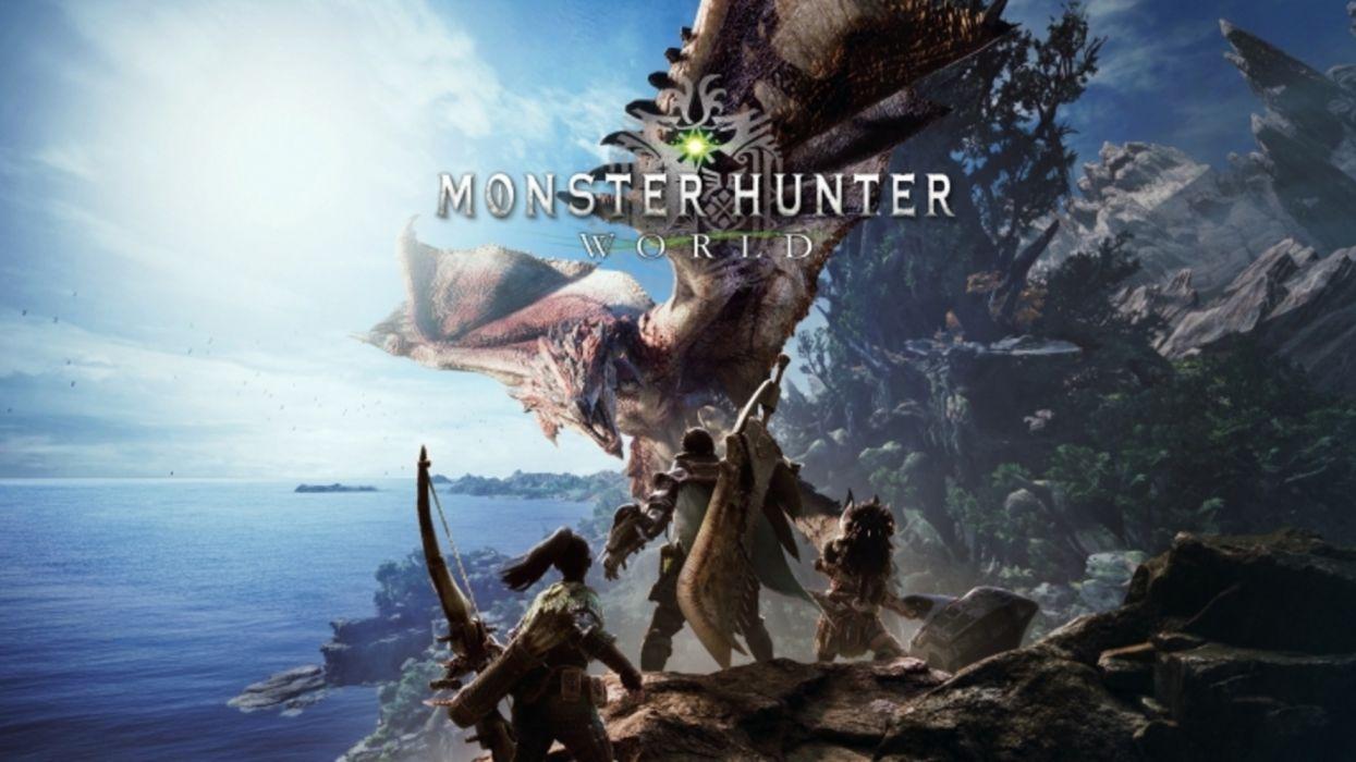 Video Juego Monster Hunter Wallpaper 1920x1080 1303782