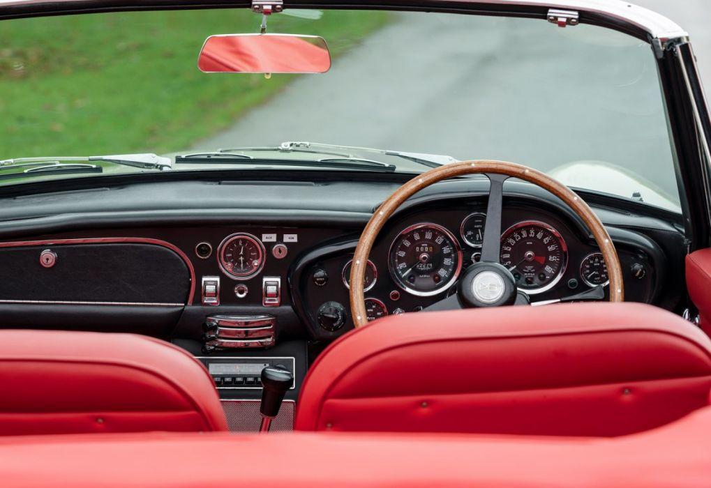 Aston Martin Heritage EV Concept (2018) wallpaper