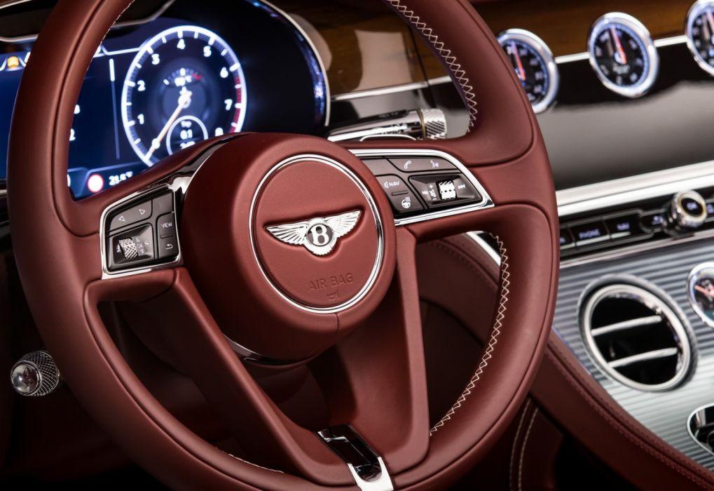 Bentley Continental GT Convertible (2019) wallpaper