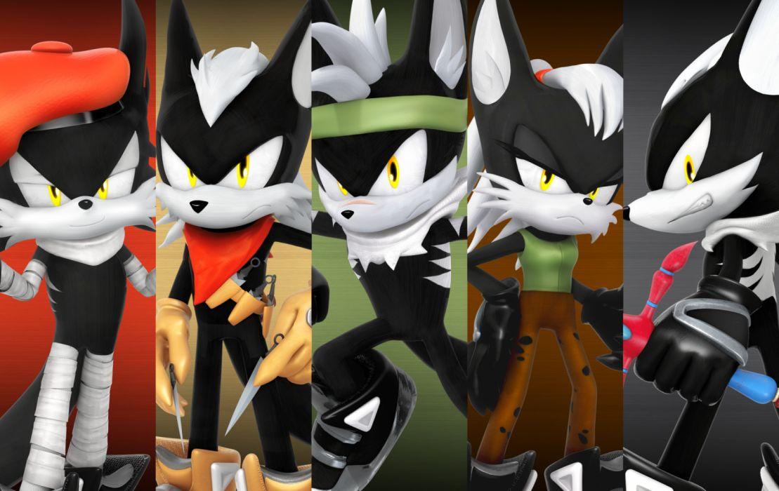 jackal squad render sonic forces wallpaper