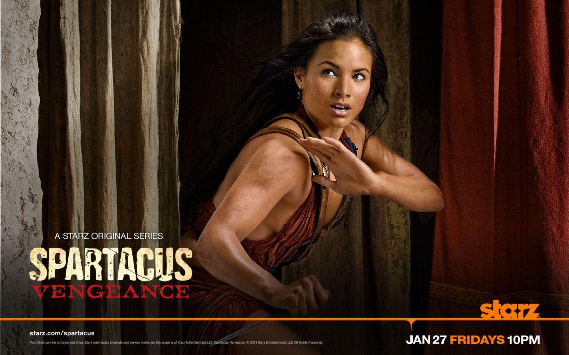 serie tv spartacus sangre y arena wallpaper