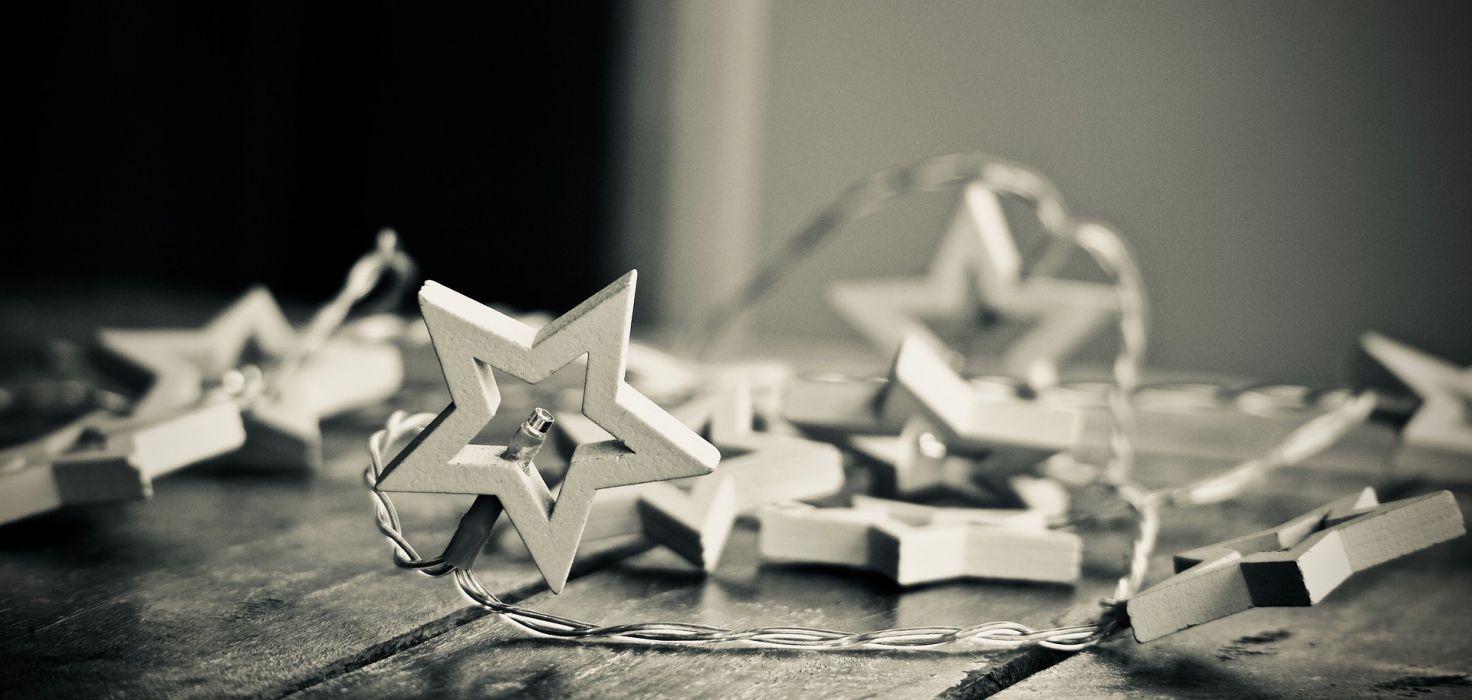 Lights Stars Christmas Lights Christmas Decorations Christmas