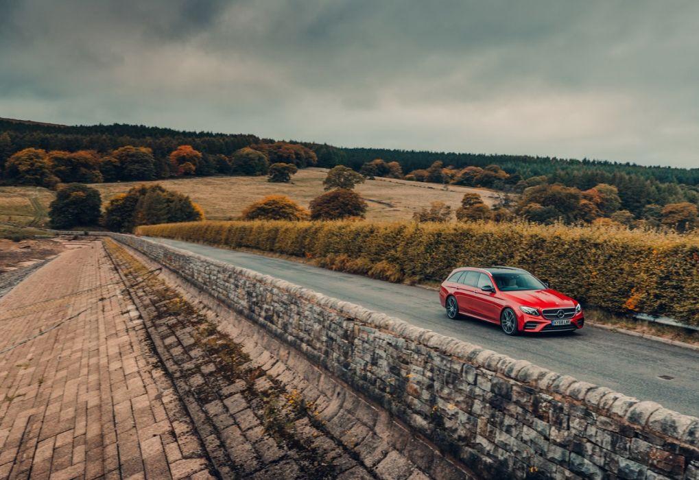 Mercedes-Benz E53 AMG Estate (2019) wallpaper