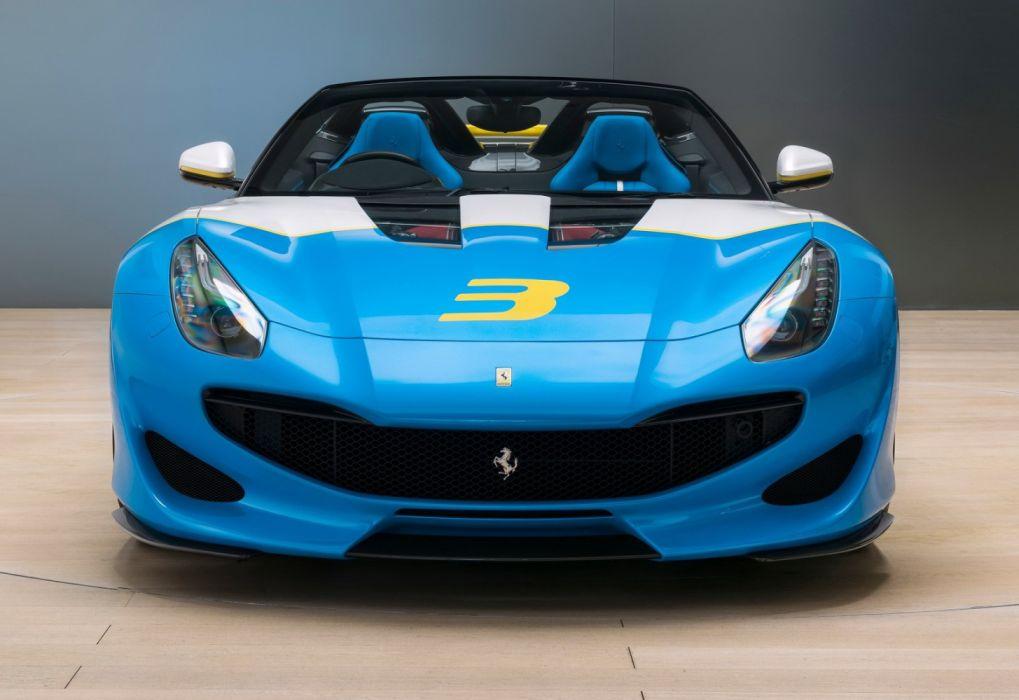 Ferrari SP3JC (2018) wallpaper
