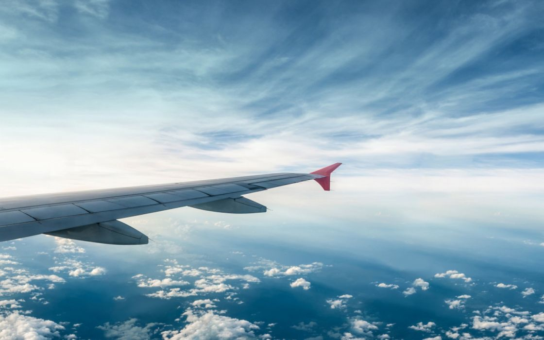 aviation sky nubes naturaleza wallpaper