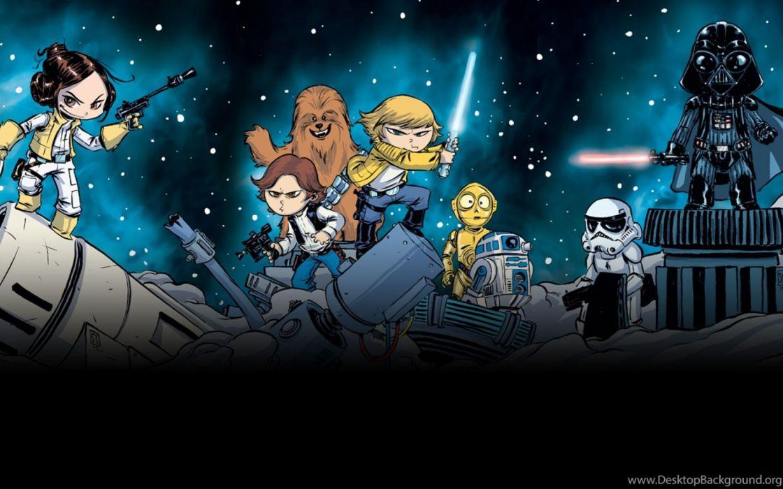 marvel lucasfilm and a new era of star wars comics wallpaper