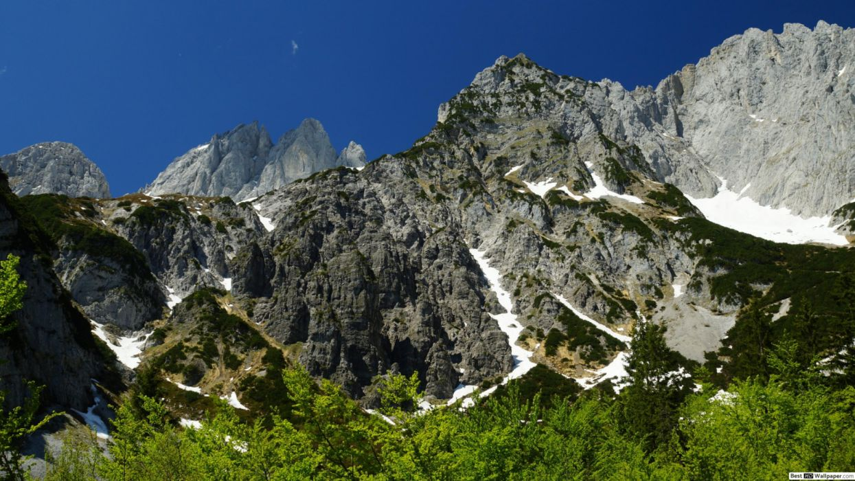 alpes montana naturaleza wallpaper