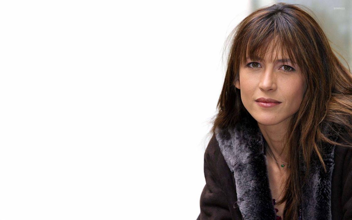 sophie marceau actriz francesa celebridad wallpaper