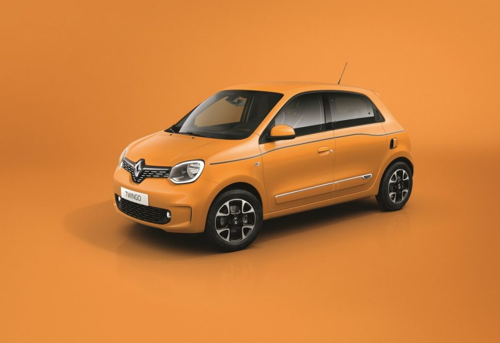Renault Twingo (2019) wallpaper