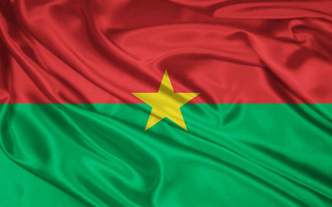 burkina faso bandera africa wallpaper