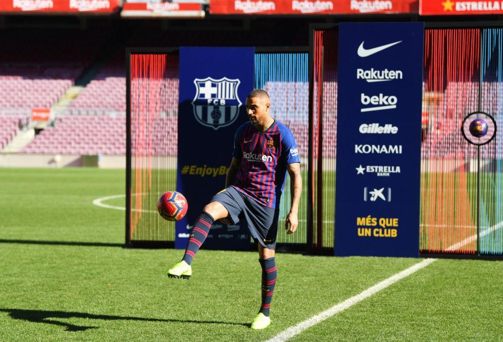 Kevin-Prince Boateng futbolista ghana fc barcelona wallpaper