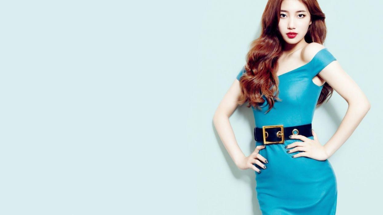 suzy beauty studio shot beautiful woman fashion portrait wallpaper