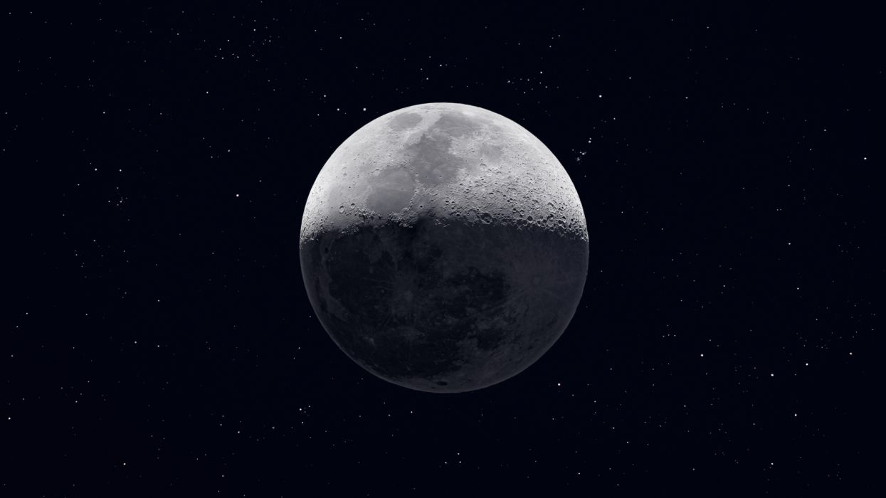 The Moon - Andrew McCarthy wallpaper