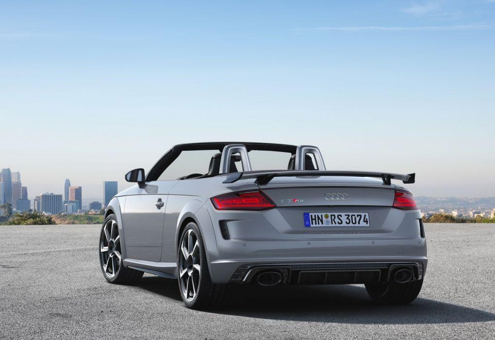 Audi Tt Rs Roadster 2020 Wallpaper 1600x1100 1315397 Wallpaperup