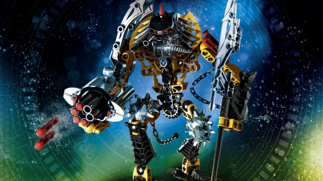Bionicle wallpaper