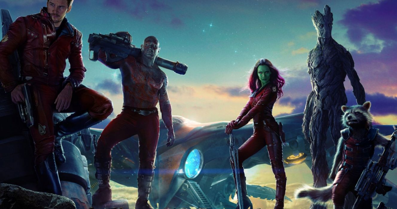 Guardians Of The Galaxy Comic Wallpaper 4096x2160 1316252